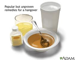 Hangover Remedies Image