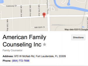 American Family Counseling