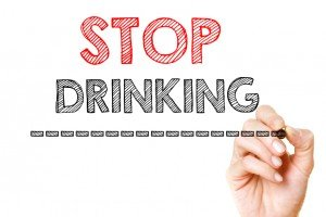 Stop Drinking Image