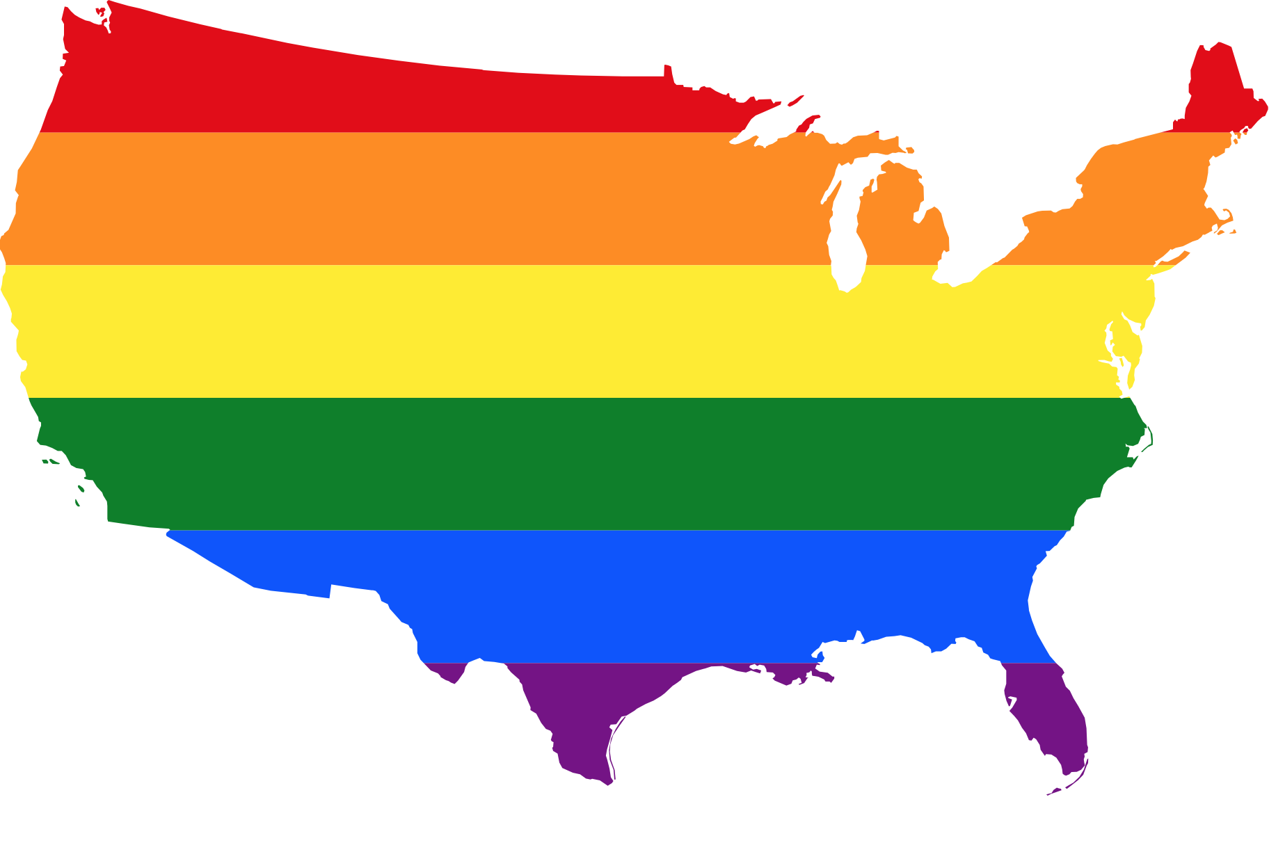 an overview of the homosexual rights in the united states of america during the nineties This item will ship to united states, but the seller has not specified shipping options contact the seller - opens in a new window or tab and request a shipping method to your location shipping cost cannot be calculated.