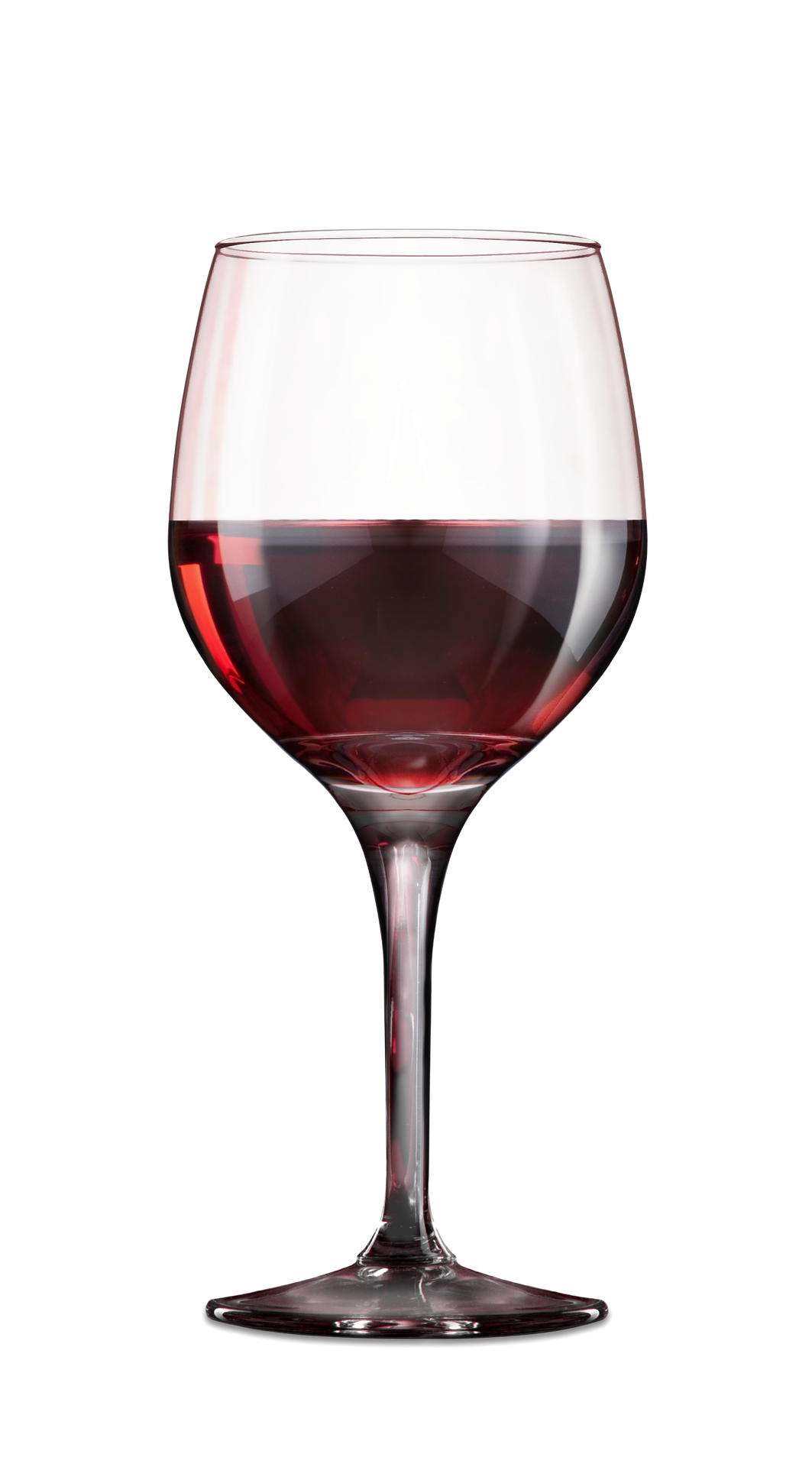 Glasses Of Red Wine Driving