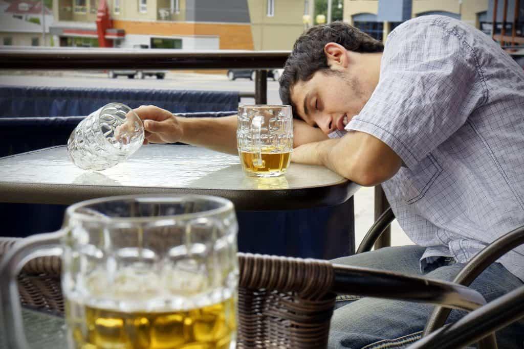 Dating a binge drinker