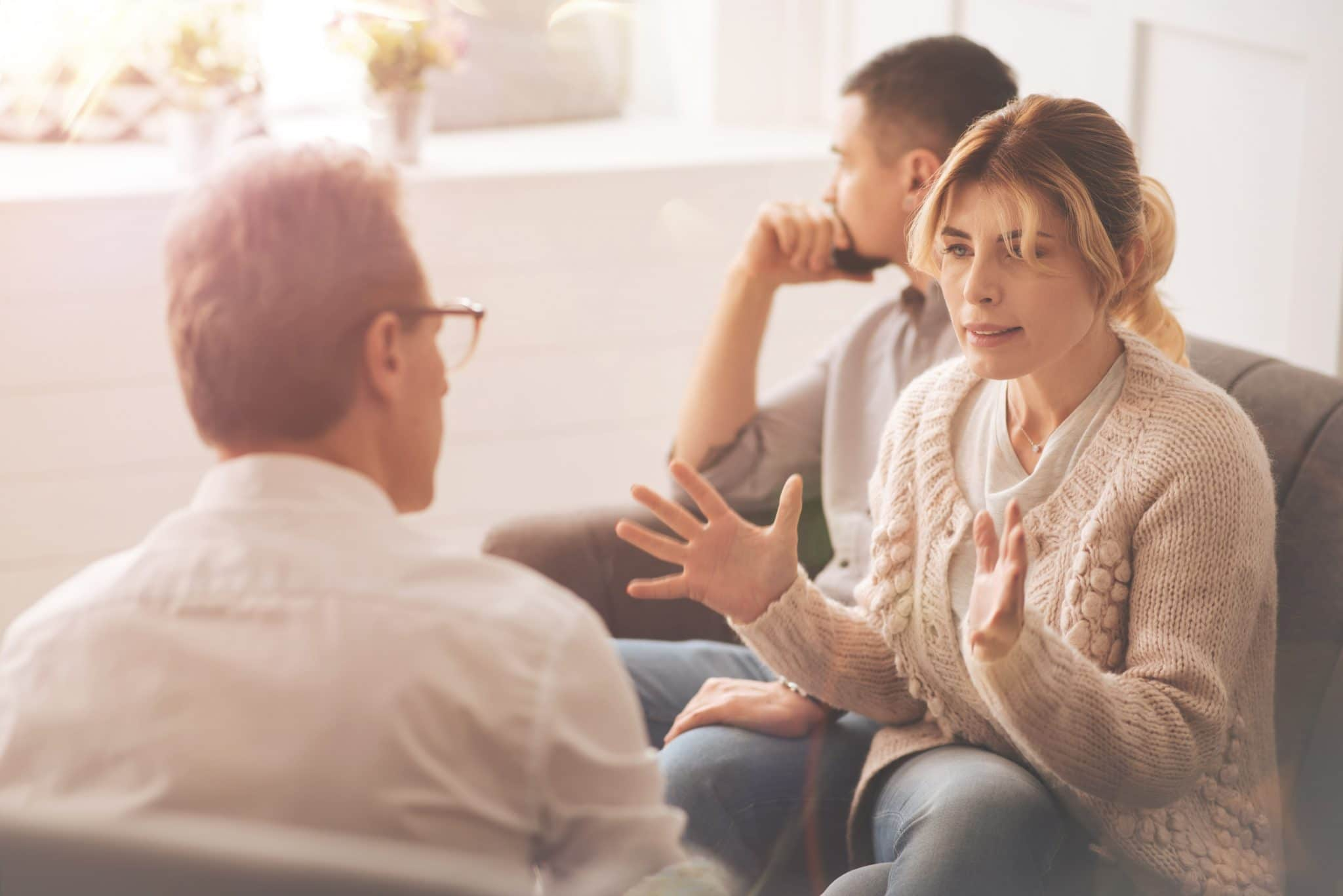 How to Help a Loved One into Treatment